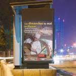 Campagne publicitaire les vieux métiers