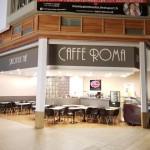 Caffé Roma / Enseigne lettres découpées forex 10mm