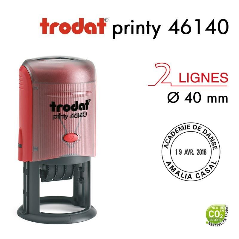tampon-dateur-trodat-printy-46140--rond--4-lignes-d40mm